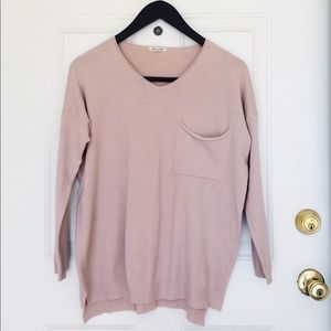 Tea n Rose Blush Sweater